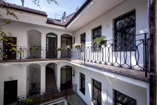 Amadeus Hotel terrace