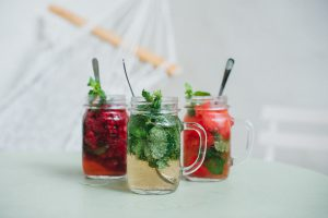 Miss Sophie´s Olomouc summer drinks