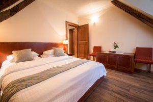 Nicholas Hotel Residence apartment bedroom