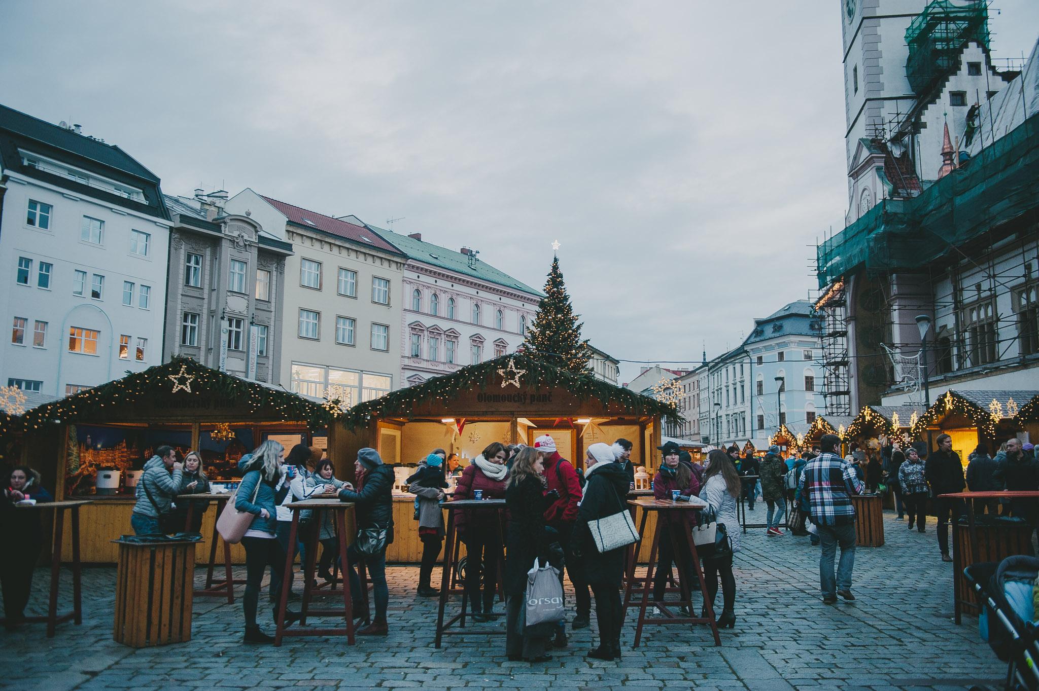Olomouc Christmas market
