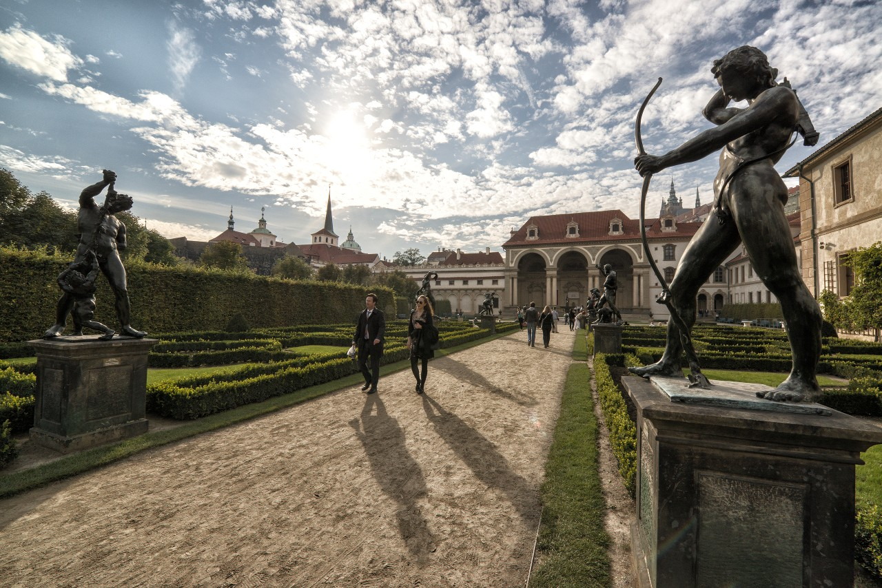 Wallenstein Garden Prague